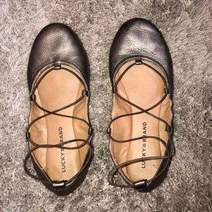 Lucky Brand Eaviee Ballet Flats